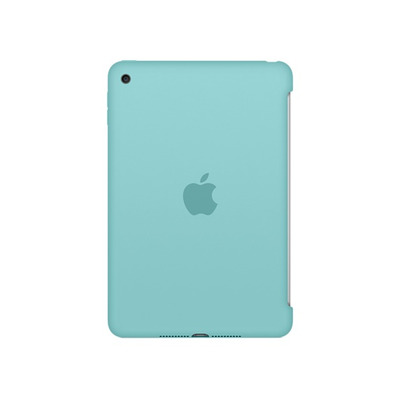 Apple tablet case: Siliconenhoes voor iPad mini 4 - Zeeblauw