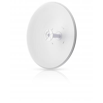 Ubiquiti networks antenne: 5 GHz, 30 dBi, 650-mm diameter - Wit