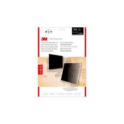 "3M Privacy Filter for Widescreen Desktop LCD Monitor 48.26 cm (19.0"") Schermfilter - Transparant"