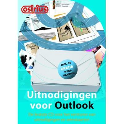 Osirius grafische software: Uitnodigingen voor Outlook
