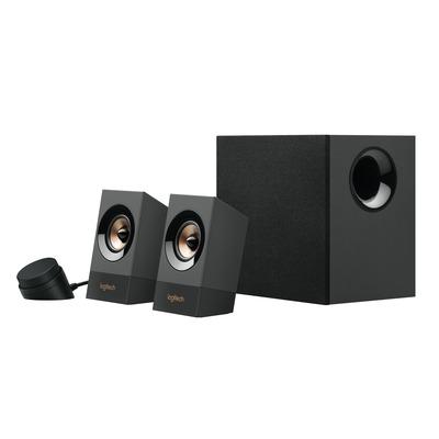 Logitech luidspreker set: Z537 - Zwart