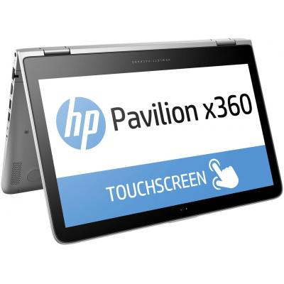 Hp laptop: Pavilion x360 13-s100nl - Zilver (Renew)
