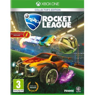 Warner bros game: Rocket League (Collector's Edition)  Xbox One