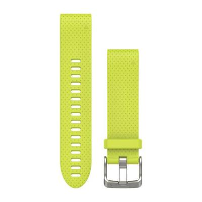 Garmin horloge-band: QuickFit 20 - Limoen