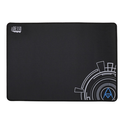 Adesso TRUFORM P102 - 16 x 12 Inches Gaming Mouse Pad Muismat - Zwart