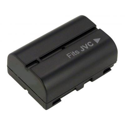 2-power batterij: VBI9554A - Zwart