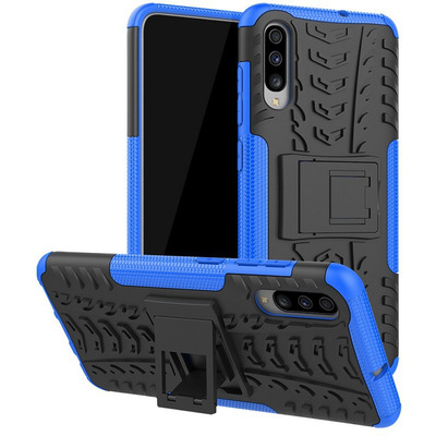 CoreParts MOBX-COVER-A70-BLU Mobile phone case - Blauw