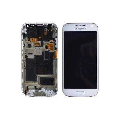 Samsung MEA Front OCTA LCD White Mobile phone spare part