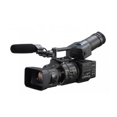 "Sony digitale videocamera: NEX-FS700RH - MPEG-4 AVC/H.264 AVCHD 2.0,""Exmor "" Super35 CMOS Sensor, 11.6 MP, Full HD, ....."