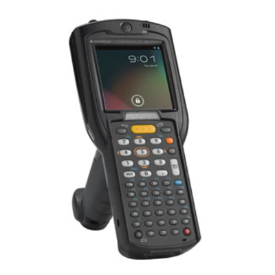 Zebra MC3200 PDA - Zwart