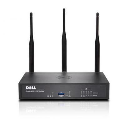 Dell firewall: SonicWALL TZ300