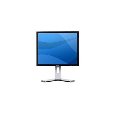 "DELL monitor: UltraSharp 48.26 cm (19 "") SXGA 1280 x 1024, 300 cd/m², 4 x USB 2.0, DVI-D - Zwart, Zilver (Approved ....."