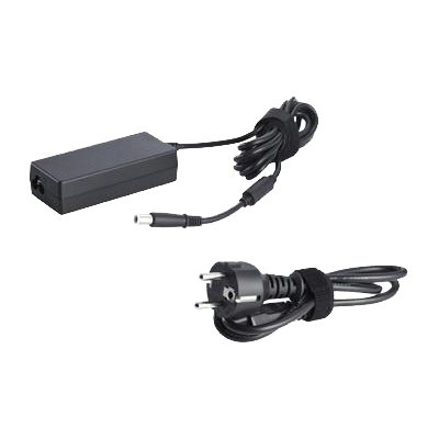Dell netvoeding: Stroomvoeding : Europees 3 pin 65W Wisselstroomadapter 1.83M (6 ft) stroom kabel - Zwart