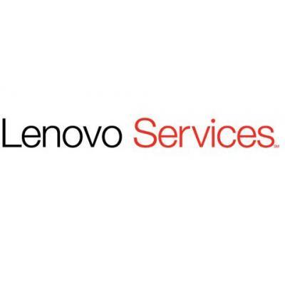 Lenovo garantie: 4Y Onsite + KYD