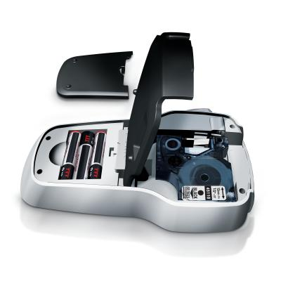 Dymo labelprinter: LabelManager 160 - Zwart, Zilver, QWERTY