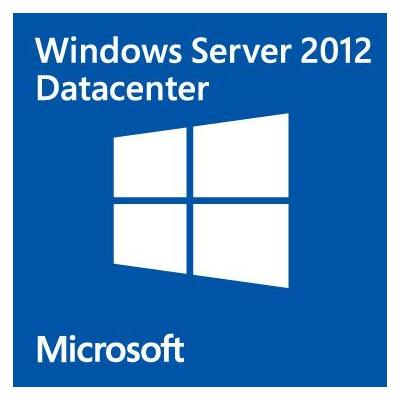 IBM Windows Server 2012 Datacenter, 2CPU, ROK, ENG Besturingssysteem