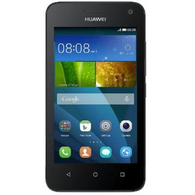Huawei smartphone: Ascend Y360 - Zwart