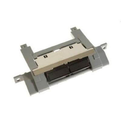 Hp printing equipment spare part: Separation pad holder assembly - For the 500-sheet paper input tray 2