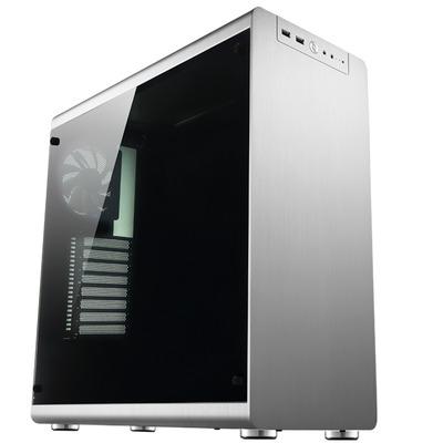 Cooltek RM4 Behuizing - Zilver