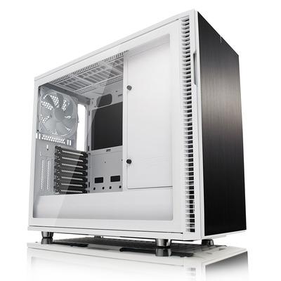 Fractal Design Define R6 USB-C–TG Behuizing - Wit