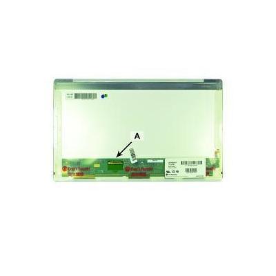 "2-power notebook reserve-onderdeel: 35.56 cm (14.0 "") WXGA HD 1366x768 LED Glossy - Groen"