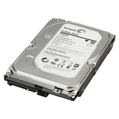 Hewlett Packard Enterprise 1TB 7.2k SATA 6Gb/s Interne harde schijf