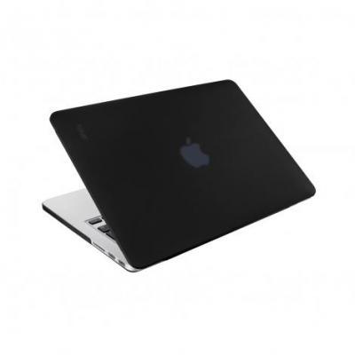 Artwizz laptoptas: Rubber Clip for MacBook Pro with Retina Display 13 1C, black - Zwart