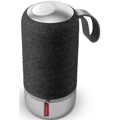 Libratone Speaker: Zipp Mini Wireless Speaker - Copenhagen Edition - Pepper Black