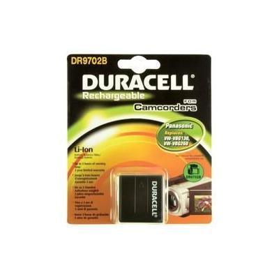 Duracell batterij: Camcorder Battery 7.4v 2500mAh 18.5Wh - Zwart