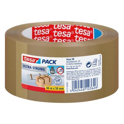 Tesa plakband: Ultra Strong - Bruin