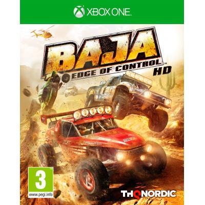 Nordic games game: BAJA: Edge of Control HD  Xbox One