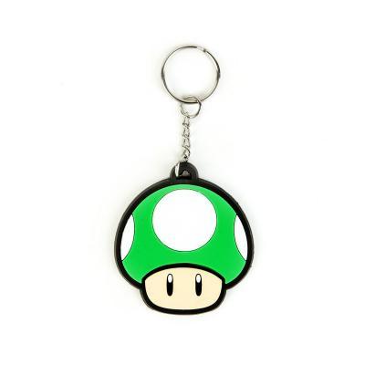 Nintendo game: - 1-Up Mushroom - Rubberen Sleutelhanger