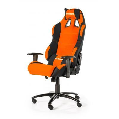 Akracing stoel: PRIME Gaming Chair Black, Orange