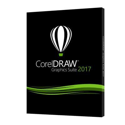 Corel grafische software: CorelDraw Graphics Suite 2017