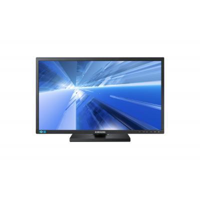 Samsung monitor: S24C650DW - Zwart (Refurbished LG)
