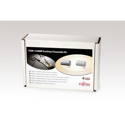 Fujitsu Sets met verbruiksartikelen voor ScanSnap S510, S510M, fi-5110C Printing equipment spare part - Multi .....