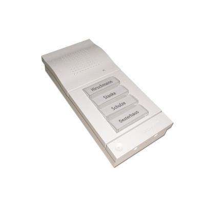 Agfeo deurintercom installatie: TFE 4 - Wit