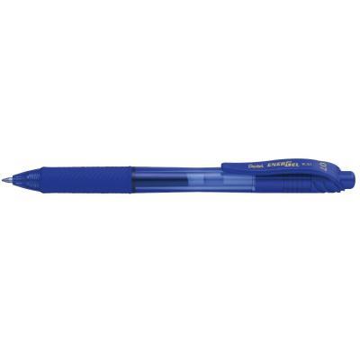 Pentel gelpen: Energel X 0.7mm, blue - Blauw