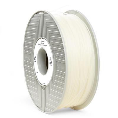 Verbatim PP-filament van 1,75 mm - transparant 3D printing material