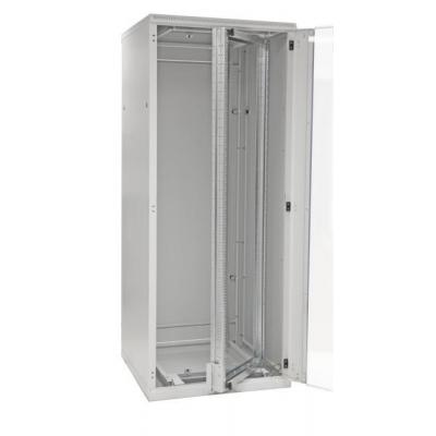 EFB Elektronik Network Cabinet 42U W=800 D=800, Swing Frame Right-Swinging rack - Grijs