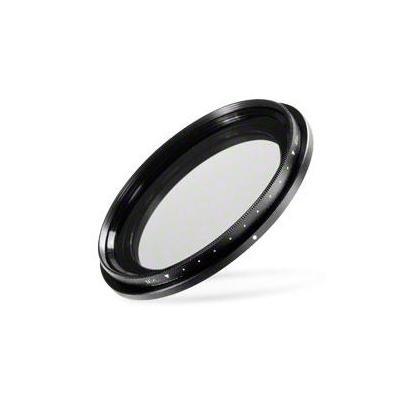 Walimex camera filter: ND Fader 55 mm +2 to +8 f-stops - Zwart