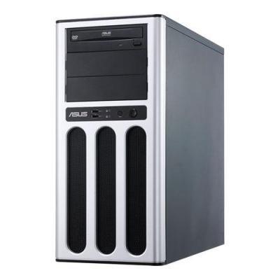 Asus server barebone: TS100-E7/PI4 - Zwart, Zilver
