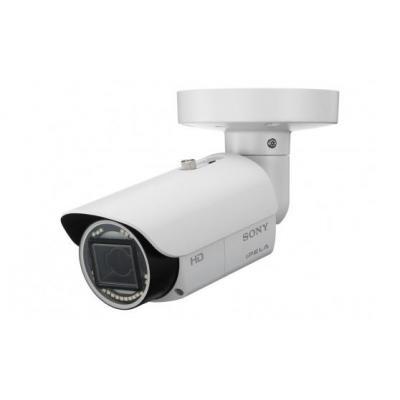 Sony HD 1080p, IP66, CMOS, 90dB, IP66, 2.14MP beveiligingscamera - Zwart, Wit