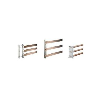 Rittal Inserts to adapt the bar dimensions, 24 pcs, Grey Montagekit - Grijs