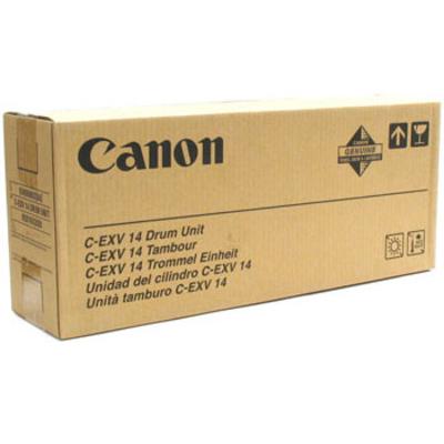 Canon iR C-EXV14 Drum - Zwart