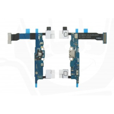 Samsung mobile phone spare part: SM-N910F Galaxy Note 4, Micro USB Connector Flex-Cable + Microfone