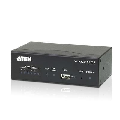 Aten VK236 Switch - Zwart