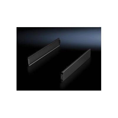 Rittal Flex-Block trim panels, 100 mm, solid for Flex-Block corner pieces Rack toebehoren - Zwart