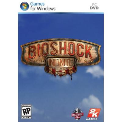 2k game: Bioshock Infinite, PC