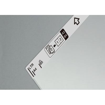Brother ACC :CS-RE001 Hulpblad voor kassabonnen(ADS-1100W/1600W) - Zwart